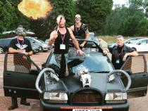 Mad Max, banger rally, charity rally, road trip